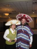 Purim in Mexico