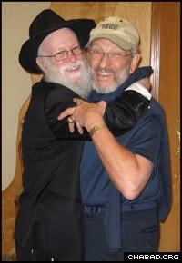 Webb, left, and Gary Siegel served together at the Da Nang Air Base.