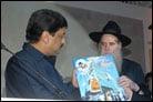 Mumbai Memorial Shines Light on Devastated Chabad House