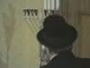 Allumage de la 'Hanoukiah dans la maison du Rabbi