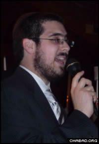 Rabbi Yanky Majesky