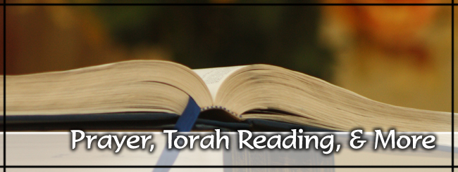 Prayer, Torah Reading, and Contemporary Stories of Faith.jpg