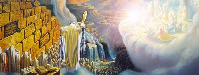 Les maîtres 'hassidiques: Moïse et Machia'h