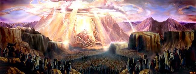 Textes & résumés: Résumé du livre de l'Exode