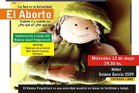 Conferencia El Aborto