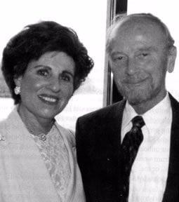 Mr. & Mrs. Oscar and Adelaide Heller