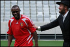 Rabbinical Soccer Match Tests Cape Town Turf