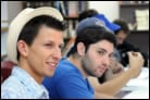 With Books in Hand, University Students Explore the Holy Land