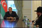 Azerbaijani President Inaugurates Baku Jewish School