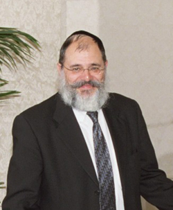 Rabbi Nochum Kaplan, Director Merkos Chinuch Office