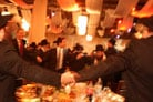 Brooklyn Pier Erupts in Dance at Annual Jewish Banquet