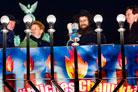 Chanukah Menorah Spreads Light at Berlin's Brandenburg Gate