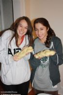 Challah Baking with AEPHI Oct. '10