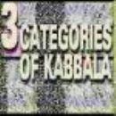 Οι Τρεις Κατηγορίες της Καμπαλά