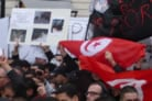 Tunisian Jews Safe, but Anxious for Quiet to Return