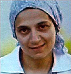 Yehoudit Fishman dans sa jeunesse