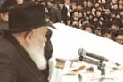 Recently Restored Footage of Rebbe's 1973 Gathering Offers Challenging Message