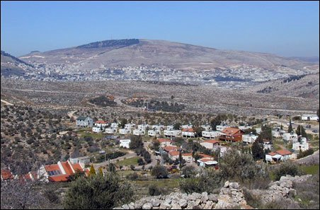 Itamar, Israel