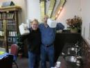 Volunteers, Senior Centre Visits & Yachad Hebrew School