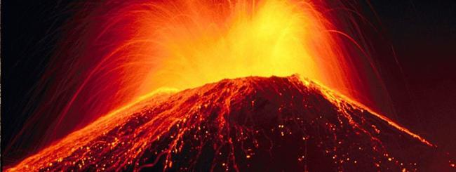 Artigos: Erupção