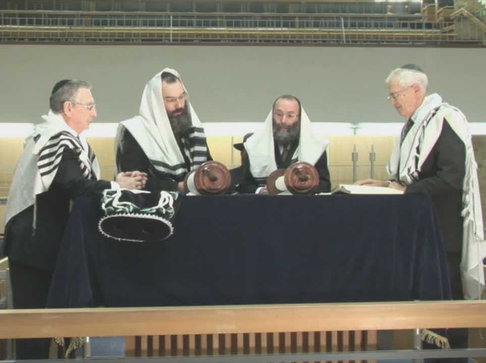 The Aliyah, Step by Step - Bar Mitzvah