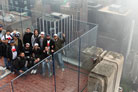 Dizzying Itinerary Takes Israeli Veterans to New York Landmarks