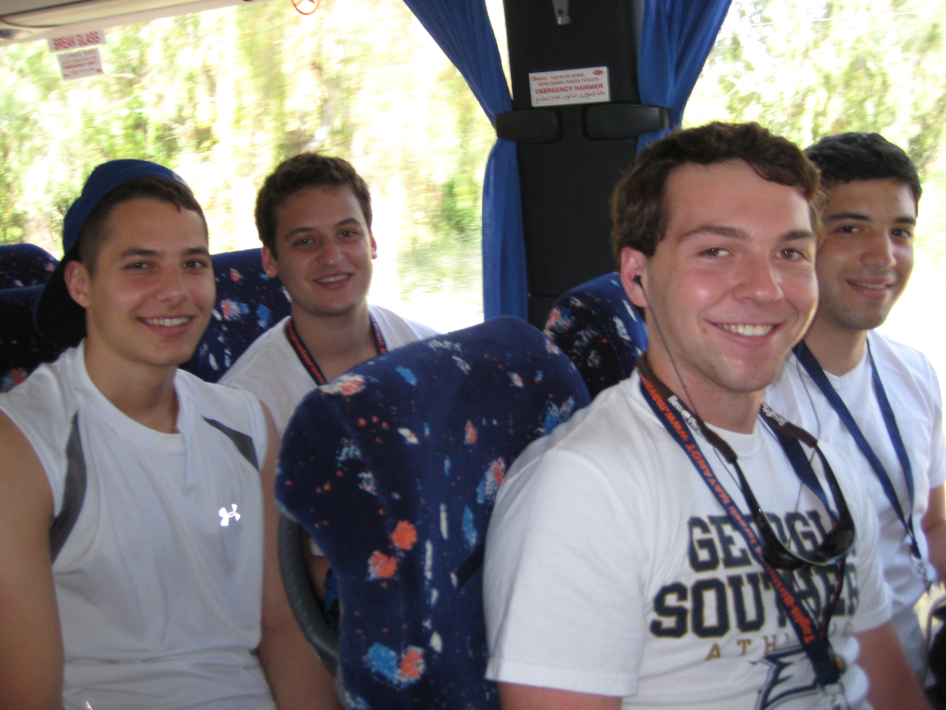 on the bus 01