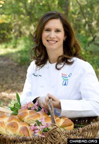 """Paula Shoyer is the author of """"The Kosher Baker: 160 Dairy-Free Desserts From Traditional to Trendy."""""""