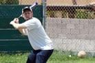O Jogador de Baseball