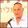 Israeli Intelligence Chief Meets the Rebbe