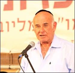 Yaakov Peri. Photos: Kfar Chabad Magazine