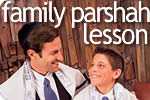 Family Parshah Lesson