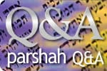 Acharei-Kedoshim Q & A