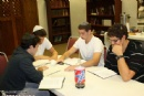 Supper and Study with Sizzle Sep. '11