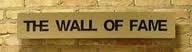 Wall of Honor og Støtte