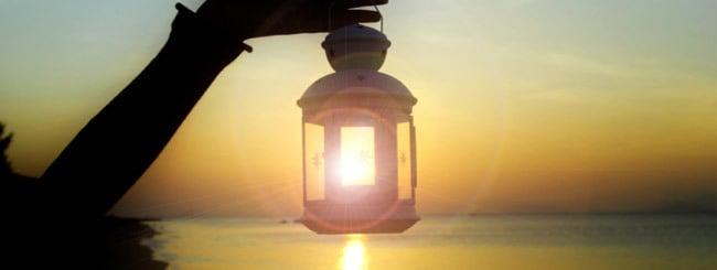 Artigos: Escuridão para Luz