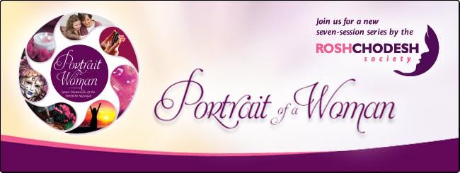 Banner - Portrait of a Woman
