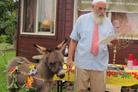 Hawaiian Community Redeems Firstborn Donkey