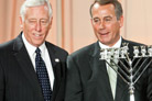 Political Differences Fall by the Wayside at Lubavitch D.C. Dinner