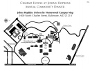 Map of Banquet Hall