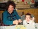 pre chanukah @ will branch library 2011
