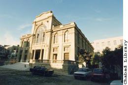 Alexandria, Egypt: The Rambam's synagogue