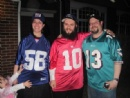 Purim NY Giants