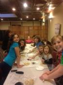 Hebrew School Purim 2012