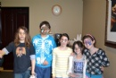 Purim At The Hebrew School