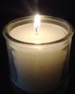 Yartzait candle.JPG