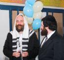 Shlomo Zalman's Bris