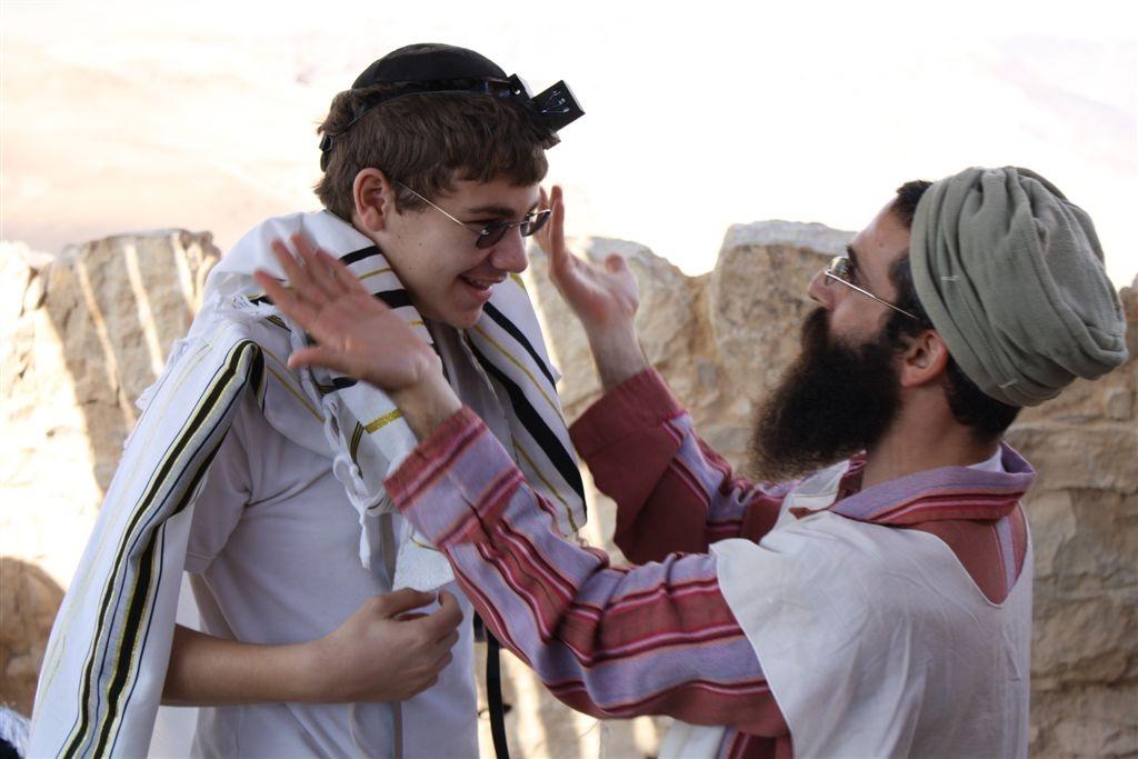 bar mitzvah ..