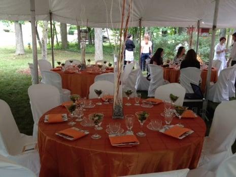 Garden Tea Party 2012