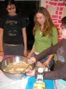 Challah Baking at Stevenson